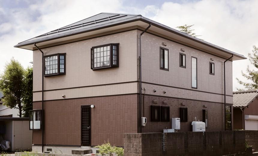 新潟県新潟市 外壁・屋根塗装『予想より工期も短く仕上がりにも満足しています』