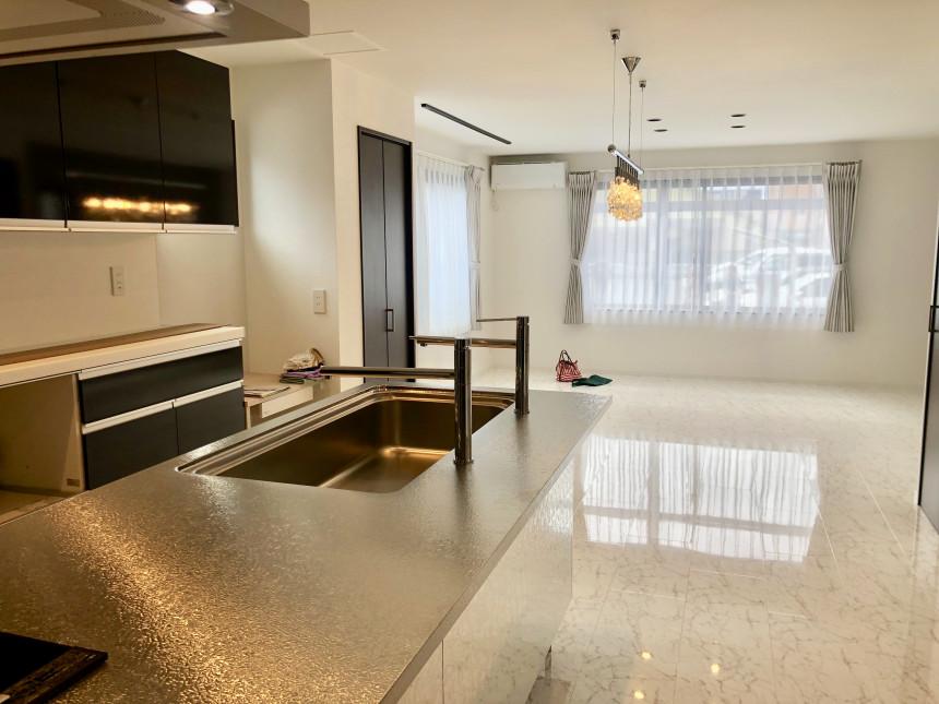 実家の空いたスペースを二世帯住宅にリノベーション!
