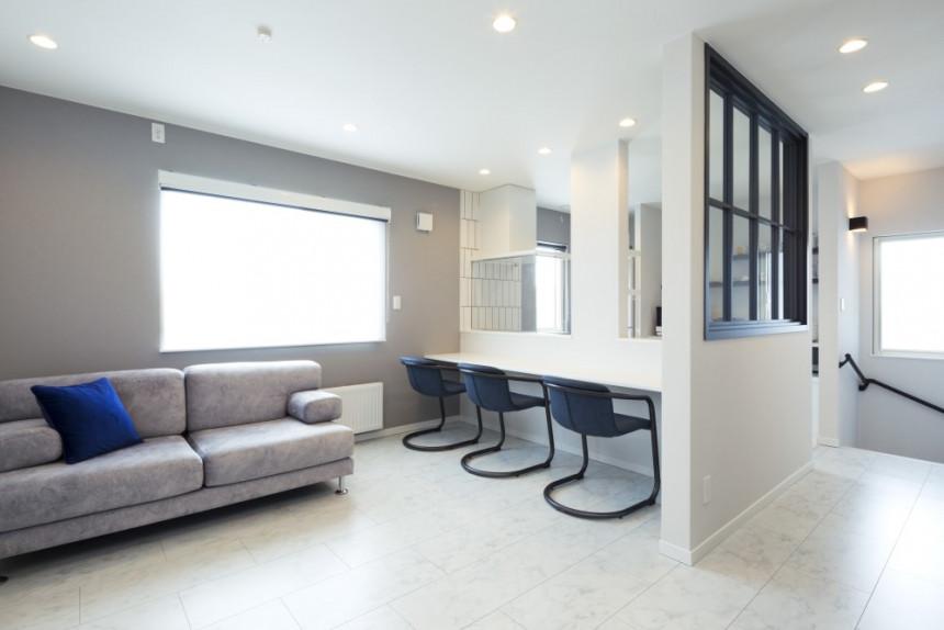 さまざまな条件を満たすベストな配置の2世帯住宅
